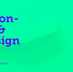 Designfection. Open minded. Links, friends, story.
