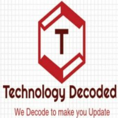 Technology Decoded