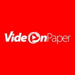 Video On Paper