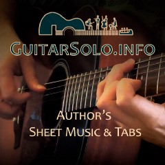 GuitarSolo.info — Sheet Music & Tabs for Guitar
