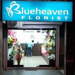 Blue Heaven Cakes & Flowers