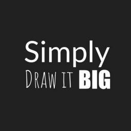 Simply Draw it Big