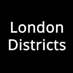 London Districts (Sightseeing real London)