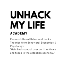 Unhack My Life