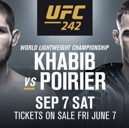 UFC 242 Live Streaming Free Online