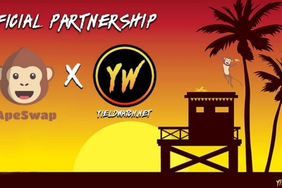 Apes on the Beach!—yieldwatch has integrated ApeSwap 🐵