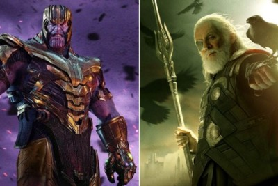 [WHAT IF] Odin was there during the final battle in Endgame?