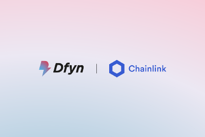 Dfyn Integrates Chainlink Price Feeds To Settle Predictions Market