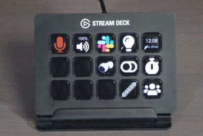 Using a Stream Deck for productivity—a software developers solution