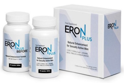 Eron Plus Review—Does This Sex Pill For Men Really Work?