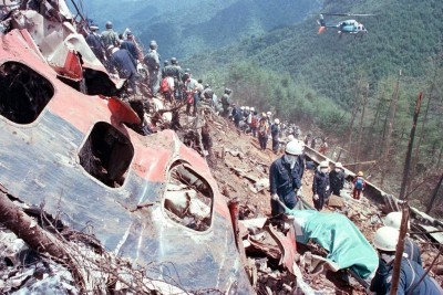 Fire on the Mountain: The crash of Japan Airlines flight 123
