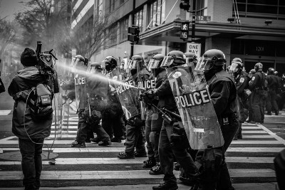 """Defund The Police Is """"A Snappy Phrase"""""""