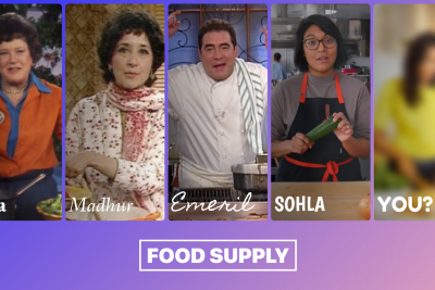 You are the Culinary Creator of Today. Not Sure? Check The History