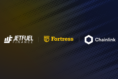 JetFuel's Lending Platform Fortress Upgrades to Chainlink for Faster, More Secure Price Oracles
