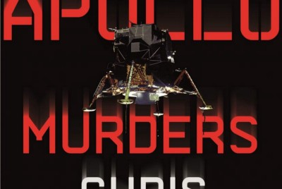 Chris Hadfield's first novel, The Apollo Murders, to be published in October 2021