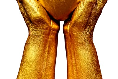 The Golden Arm and How She Got it