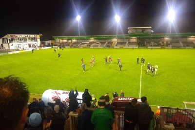 A Golden Night to Remember for Galway United