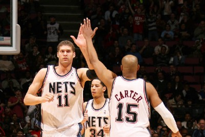 Is Brook Lopez the best player in Brooklyn Nets History??
