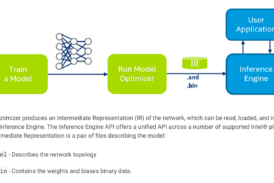 Conversion and optimization of deep learning models through OpenVINO