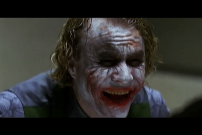 Shot/Reverse Shot in 'The Dark Knight': Emotion and Cognition