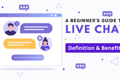 A guide to Live Chat Support: definition & benefits