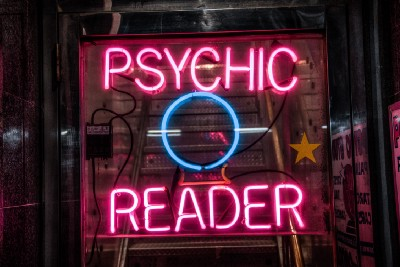 How Conversations with a Psychic Shaped My Novel