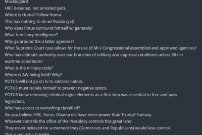 QAnon will not disappear even if President Trump loses reelection. Here's why