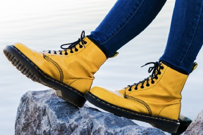 These Boots Were Made for Walking: Too Bad They Irritate My Bunions