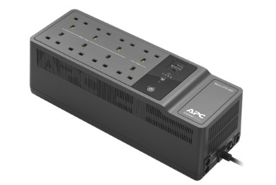 Protecting my home equipment with the APC Back-UPS 850VA