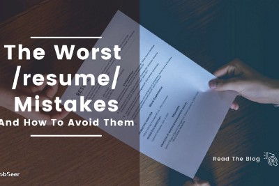 The Worst Resume Mistakes (And How To Avoid Them)
