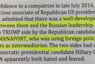 Felix Sater was almost certainly Source E of the Steele dossier