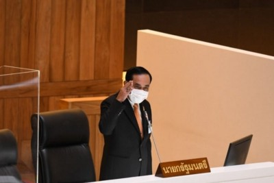 Prayut Will Continue His Reign in Full Term