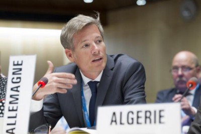 Meet the chair of WHO working group tasked with tackling funding woes