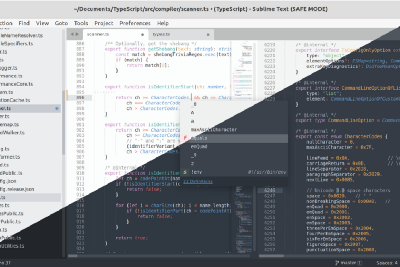 What is new in Sublime Text 4?