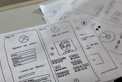 How to Use Different Fidelity Level Prototypes for Building Digital Experiences