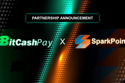 SparkPoint and BitCashPay Partnership