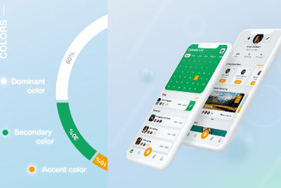 How to Choose the Correct UI Design Colors for Your Product to Reinforce Your Business