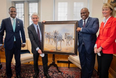YALE UNIVERSITY's PARTNERSHIP WITH BOTSWANA: THE WHAT, WHY & WHY NOW FOR STARTUPS