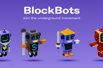 Play2Earn   Breakfree from AI overlords with BlockBots