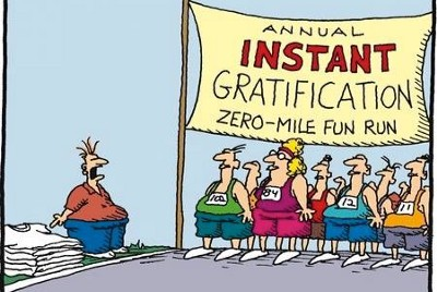 Has Agile Become Addiction to Instant Gratification?