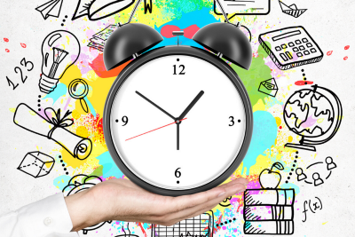 The 3 Cs of Time Management