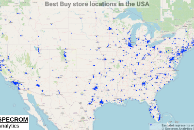 Scraping Best Buy Stores Location