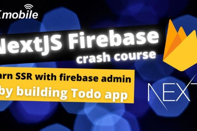 NextJs Firebase v9 Part 17: Switch to different pages