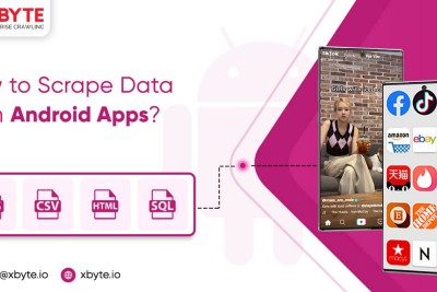 How to Scrape Data From Android Apps?