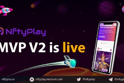 NftyPlay MVP V2 with Enhanced User Experience is now live