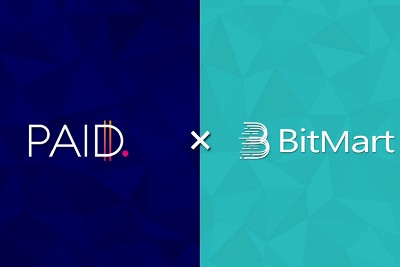 BitMart Exchange will list PAID Network (PAID)