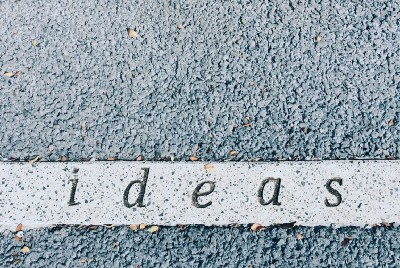 How I Find New Ideas