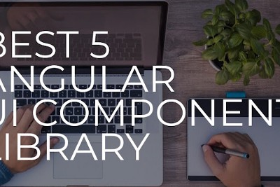 Best 5 Angular UI component library