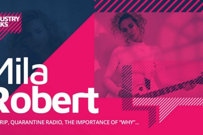 """Industry Talks: Mila Robert on """"EGOTRIP"""", quarantine radio, and the importance of having your """"why"""""""