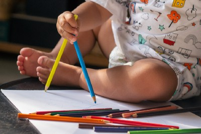 Writing in early childhood: Understanding grip & how to introduce writing to your child